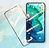 Защитное стекло  для  Nokia 3.4 черный