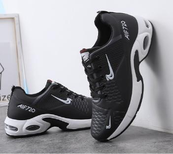 Кроссовки в стиле Nike черные 25.3