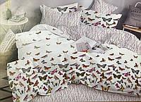Комплект постельного белья ТЕП Marisol бязь семейный белый