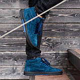 Ботинки мужские зимние South Oriole blue, зимние классические ботинки, фото 5