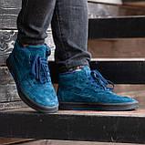 Ботинки мужские зимние South Oriole blue, зимние классические ботинки, фото 2