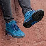 Ботинки мужские зимние South Oriole blue, зимние классические ботинки, фото 7