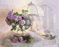 Картина по номерам Нежные цветы, фото 1
