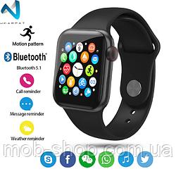 Смарт Часы Smart Watch W58 умные спортивные часы для смартфона Android IOS Bluetooth