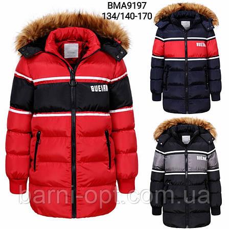 Куртки зимові на хлопчика, Glo-story, в наявності 134/140 рр, фото 2