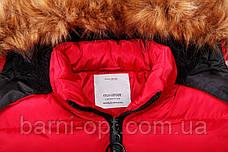 Куртки зимові на хлопчика, Glo-story, в наявності 134/140 рр, фото 3