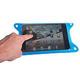 Чехол водонепроницаемый для смартфона Sea to Summit TPU Guide W/P M Tablet (190х250мм), синий, фото 2