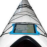 Чехол водонепроницаемый для смартфона Sea to Summit TPU Guide W/P M Tablet (190х250мм), синий, фото 3