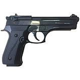 Пистолет сигнальный, стартовый Ekol Firat Magnum (9.0мм), черный, фото 2