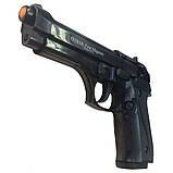 Пистолет сигнальный, стартовый Ekol Firat Magnum (9.0мм), черный, фото 4