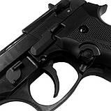 Пистолет сигнальный, стартовый Ekol Firat Magnum (9.0мм), черный, фото 5