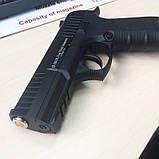 Пистолет сигнальный, стартовый Ekol Firat PA92 Magnum (9.0мм), черный, фото 2