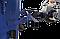 Картофелесажалка 2-рядная цепная с БДУ к мототрактору КС 19 (фиксированное междурядие), фото 5