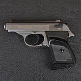 Пистолет сигнальный, стартовый Ekol Major (9.0мм), серый, фото 2