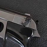 Пистолет сигнальный, стартовый Ekol Major (9.0мм), серый, фото 4