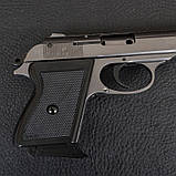 Пистолет сигнальный, стартовый Ekol Major (9.0мм), серый, фото 6