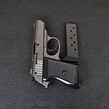Пистолет сигнальный, стартовый Ekol Major (9.0мм), серый, фото 10