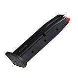 Пистолет сигнальный, стартовый Retay Springfield eXtreme Duty/XD X1 (9мм, 15 зарядов), сатин, фото 2