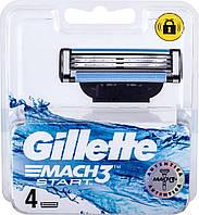 Сменные кассеты Gillette Mach 3 Start (4шт.), фото 1