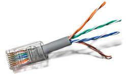 Сетевой кабель (витая пара) CU (медь)