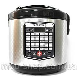 Мультиварка с фритюрницей Crownberg CB 5525 (мультиварка пароварка йогуртница с фритюрницей чаша на 5 литров)