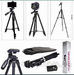 Штатив для фото, видео камер Yunteng YT-520