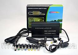 Универсальное зарядное устройство для ноутбуков от сети и от прикуривателя DC 12-24V 120 ватт