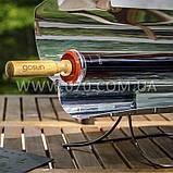 Гриль с солнечной панелью Gosun Sport Pro Pack (61х30х41см, 1.2л, 2 поддона), с сумкой, фото 5