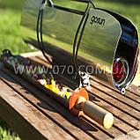 Гриль с солнечной панелью Gosun Sport Pro Pack (61х30х41см, 1.2л, 2 поддона), с сумкой, фото 6