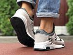 Мужские кроссовки New Balance 1500 (серо-бежевые) 9909, фото 3