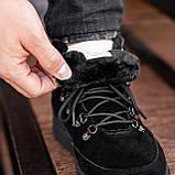 Ботинки мужские зимние South Snake 2.0 black, зимние классические ботинки, фото 7