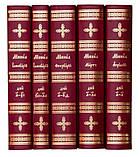 Минея полная. Годовой комплект в 21 томе. Церковно-славянский шрифт, фото 2