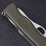 Нож складной, мультитул Victorinox Military Germany (111мм, 10 функций ) 0.8461.MW4DE, фото 3
