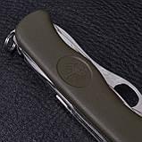Нож складной, мультитул Victorinox Military Germany (111мм, 10 функций ) 0.8461.MW4DE, фото 10