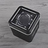 Часы, смарт-браслет Skmei 1188, черный-армейский зеленый, в металлическом боксе, фото 9