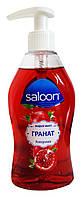 Жидкое мыло для рук Saloon Pomegranate Гранат - 400 мл.