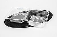 Контейнеры для еды 13см×13см. 800 шт/ящ