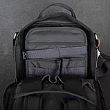 Сумка Multibag Hasta L (280х210мм), черная, фото 3