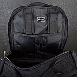 Сумка Multibag Hasta L (280х210мм), черная, фото 4