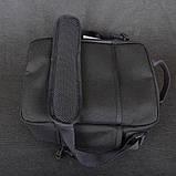 Сумка Multibag Hasta L (280х210мм), черная, фото 5