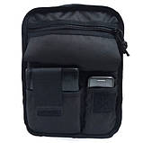 Сумка Multibag Hasta М (250х230мм), черная, фото 6