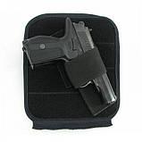 Сумка Multibag Hasta М (250х230мм), черная, фото 8