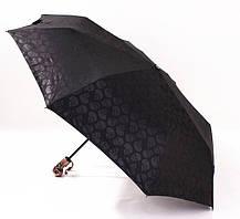 Оригінальний складаний парасолька з принтом і рукояткою Череп, фото 2