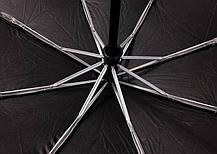 Оригінальний складаний парасолька з принтом і рукояткою Череп, фото 3