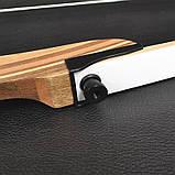 Лук рекурсивный (длина: 1615mm, сила натяжения: 12kg), белый, фото 4