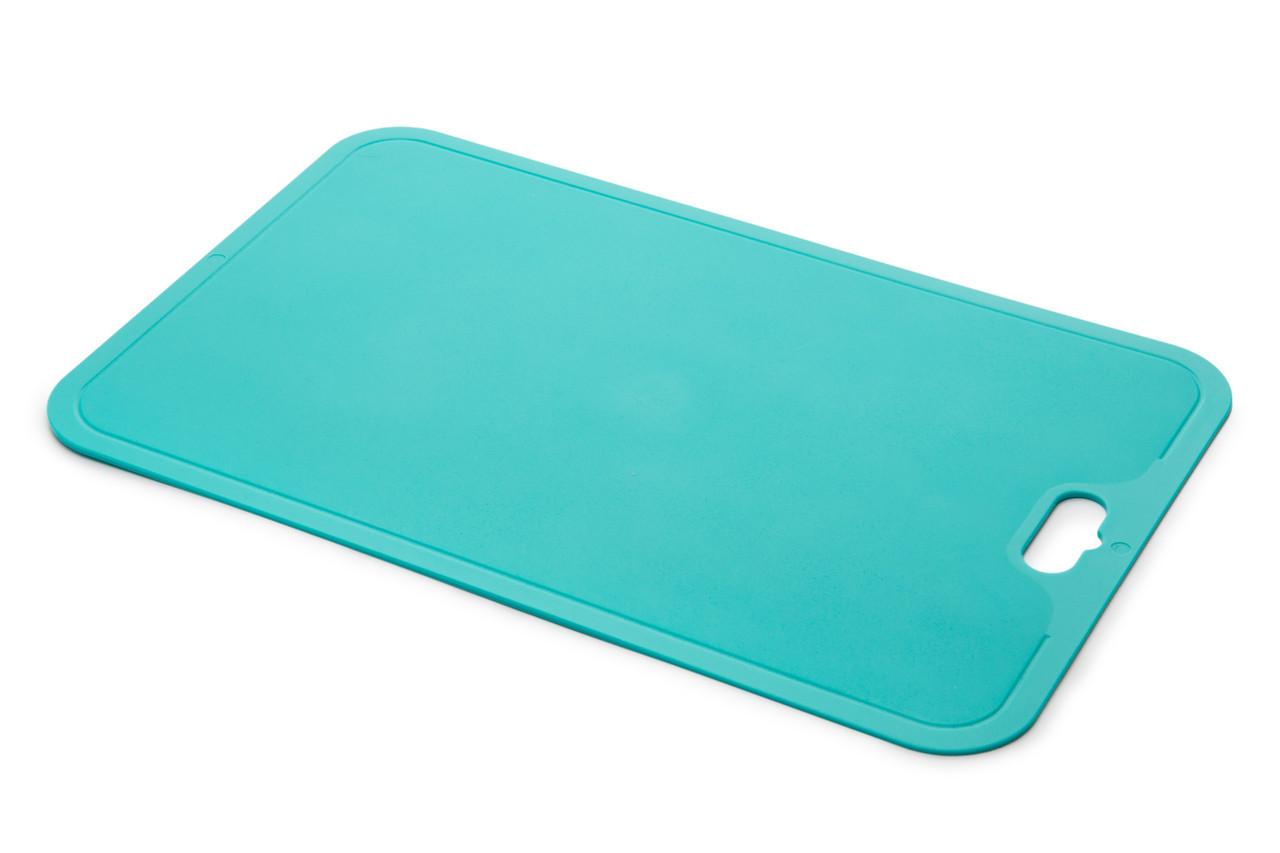 Доска разделочная пластиковая Berossi Funny XL 35х25 см бирюза