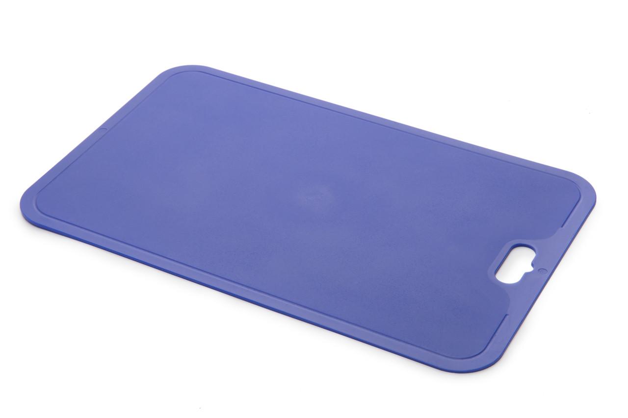 Доска разделочная пластиковая Berossi Funny XL 35х25 см лазурно-синий