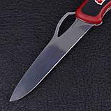 Нож складной, мультитул Victorinox Rangergrip 63 One Hand (130мм, 5 функций), красно-черный 0.9523.M, фото 5