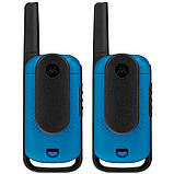 Рация Motorola Talkabout T42 TWIN PACK, синяя, фото 3