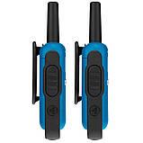 Рация Motorola Talkabout T42 TWIN PACK, синяя, фото 5